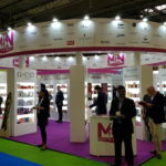 M & N Health & Beauty stand at the Pharmacy Show 2017